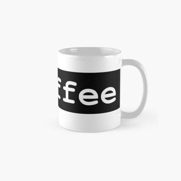 Hex Coffee (0xc0ffee) Classic Mug