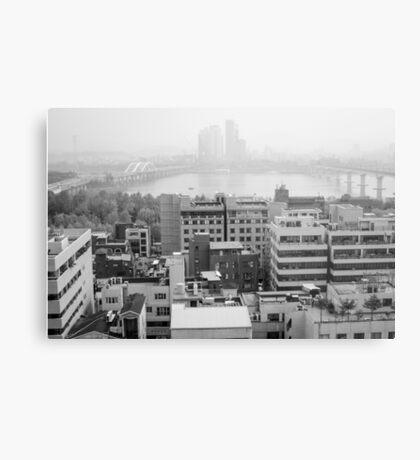 Seoul - South Korea Metal Print