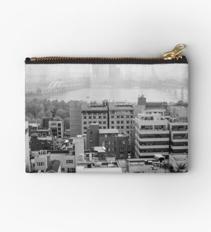 Seoul - South Korea Studio Pouch