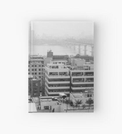Seoul - South Korea Hardcover Journal