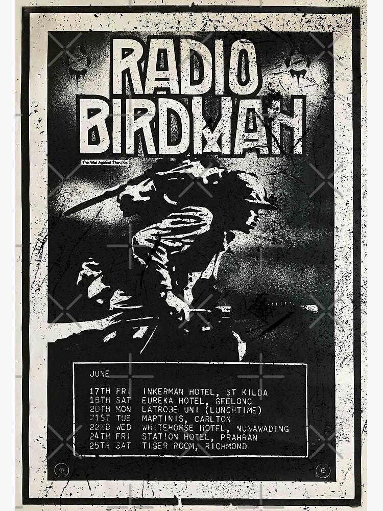 Radio Birdman Live! by siggyspatsky