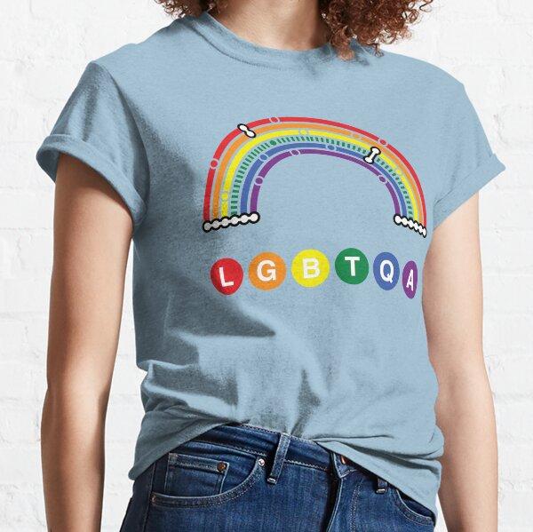 Gay for Public Transit Classic T-Shirt