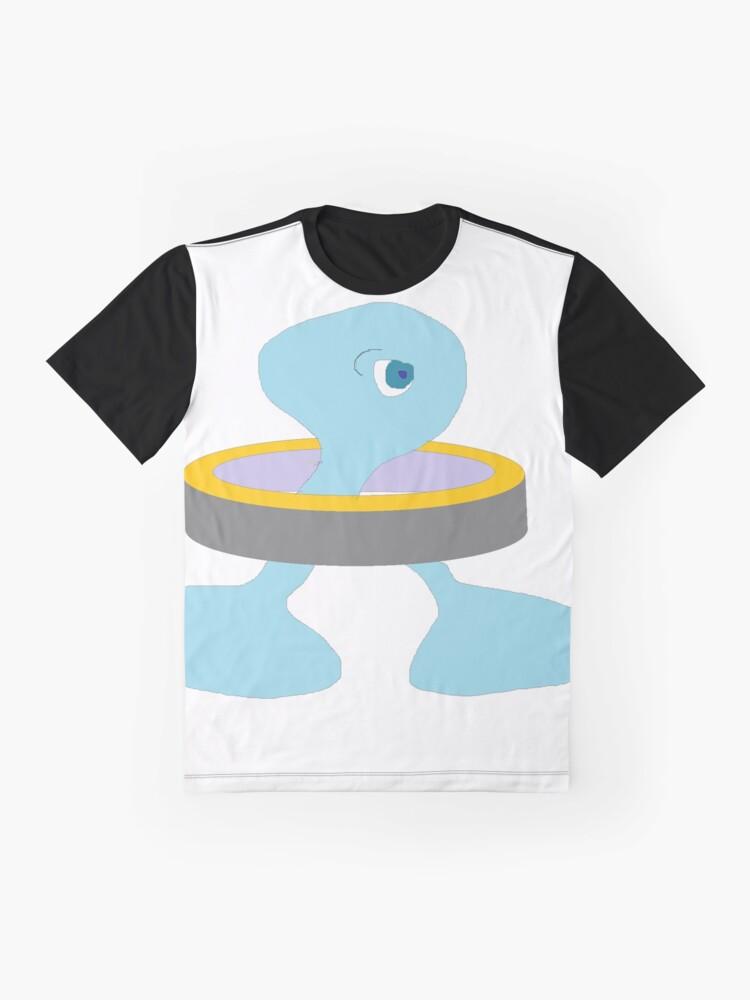 Alternate view of Walking Alien Graphic T-Shirt
