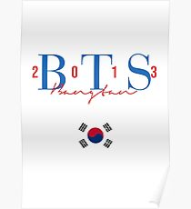 Kopie der BTS Poster