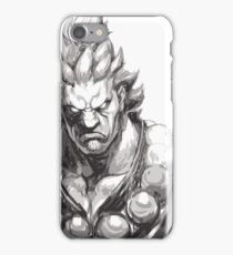 Akuma Great Demon iPhone Case/Skin