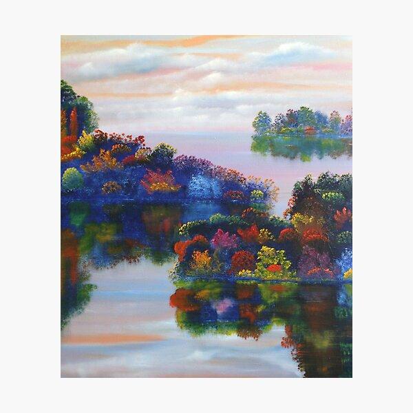 Autumn Mythscape II Photographic Print