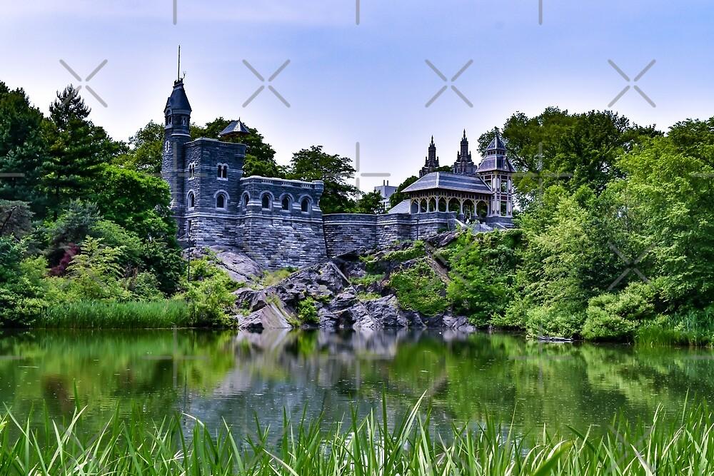Belvedere Castle by Free-Spirit-Meg