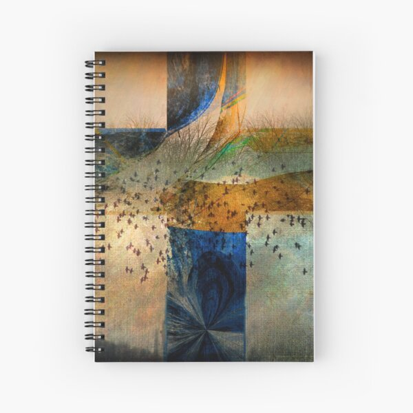 Truths that fly with the heART Spiral Notebook