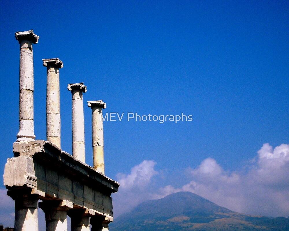 Pillars of Pompeii by MEV Photographs