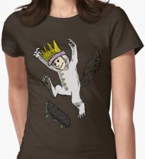max Womens Fitted T-Shirt