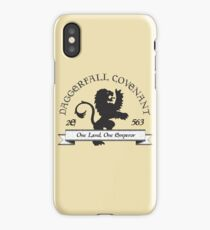 Daggerfall Covenant iPhone Case