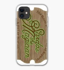 Sardos the Magician iPhone Case