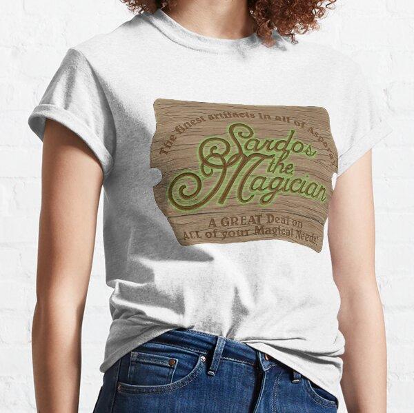 Sardos the Magician Classic T-Shirt