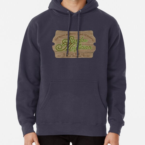 Sardos the Magician Pullover Hoodie