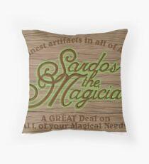 Sardos the Magician Floor Pillow