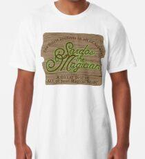 Sardos the Magician Long T-Shirt