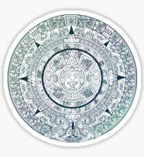 Mayan Calendar Sticker