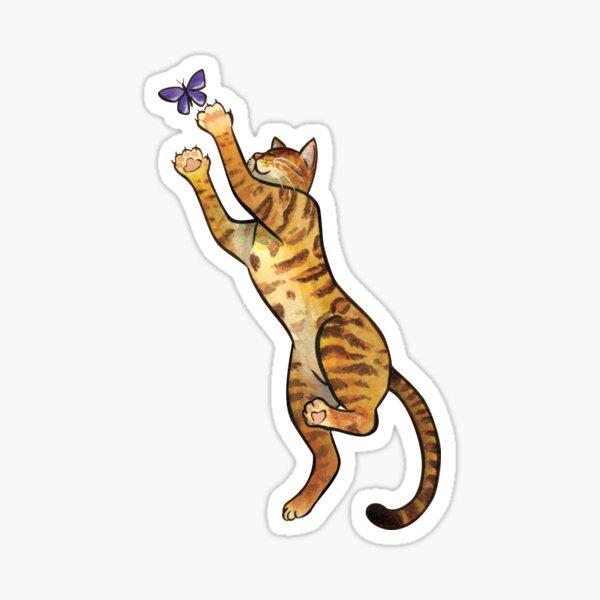 Bengal Cat Sticker