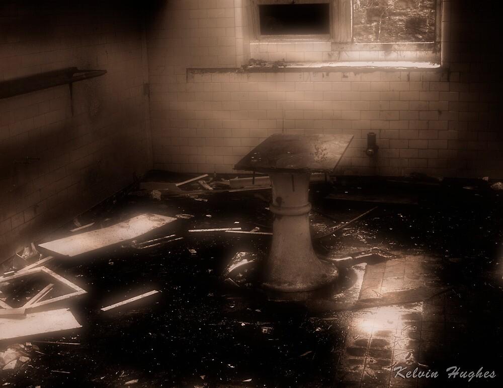 The Final Room by Kelvin Hughes