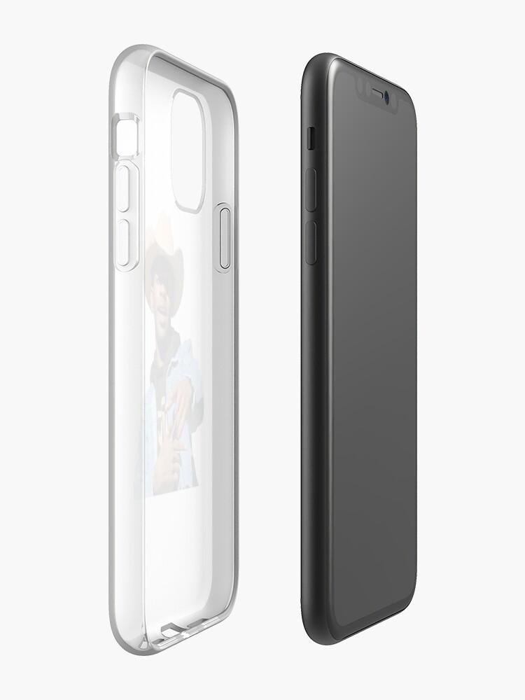Coque iPhone «Lil Nas X», par zbeer1