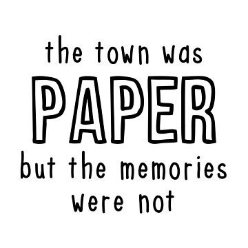 Paper Towns by Forever-Always