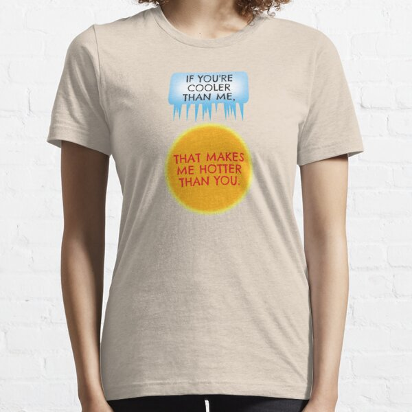 If you're cool you can't be hot... Essential T-Shirt
