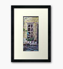 HANDMADE ;-) Framed Print