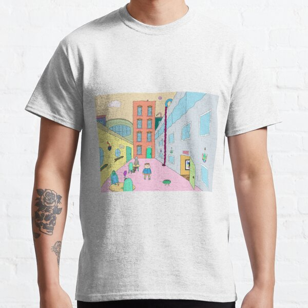 Cartoon Corner Classic T-Shirt