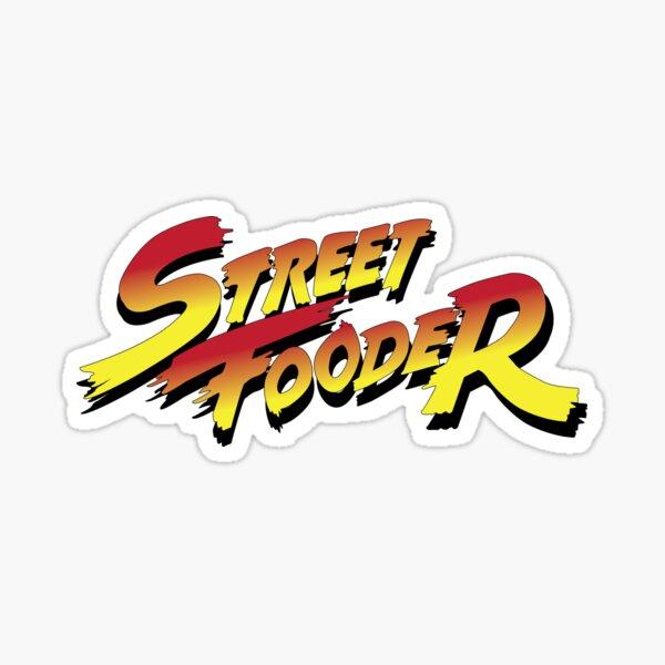 Street Fooder Sticker