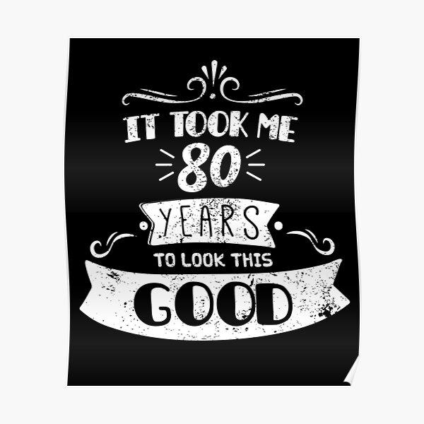 Geburtstagsgeschenk fur papa 80