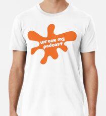 Splatter Design Premium T-Shirt