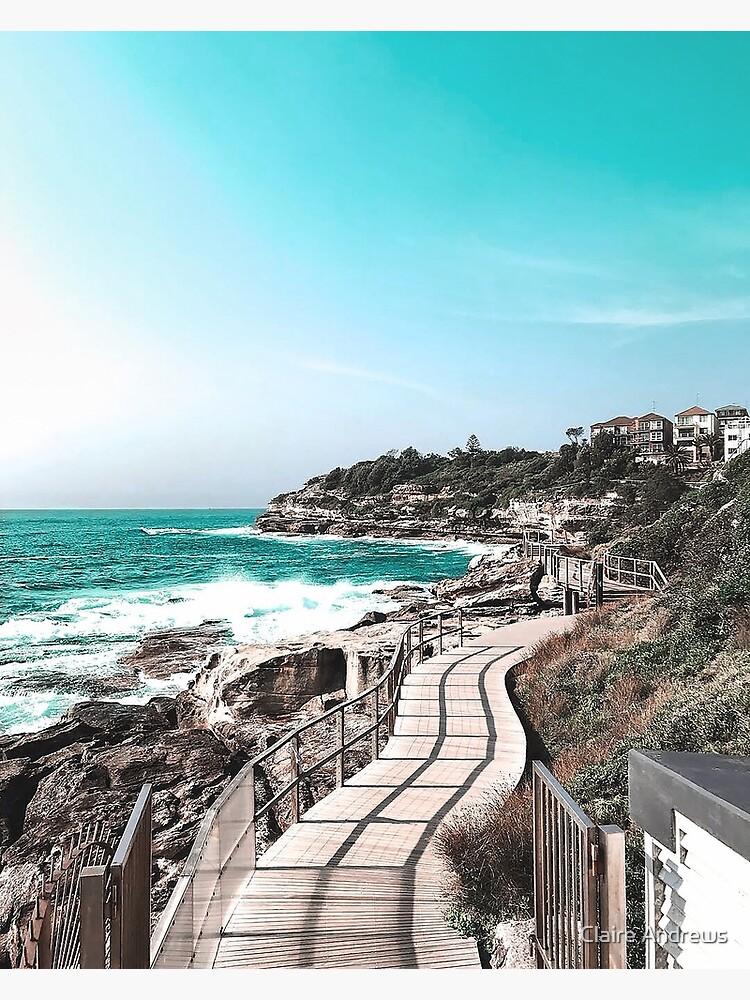 Coogee Beach to Bondi Beach in Sydney Australia by Claireandrewss