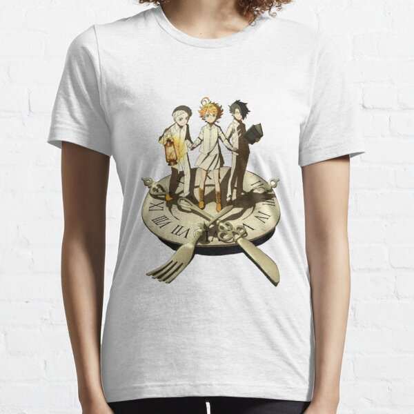 Emma, Ray y Norman Trio - The Nevered Neverland Camiseta esencial