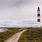 Tarbat Ness Lighthouse, Scotland by Mark Howells-Mead