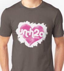 I Heart Un-H2o (White) Unisex T-Shirt