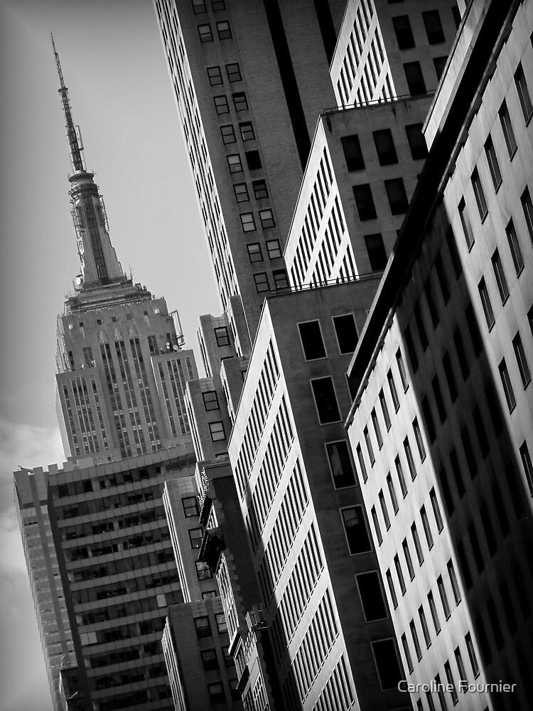 Empire State Building by Caroline Fournier