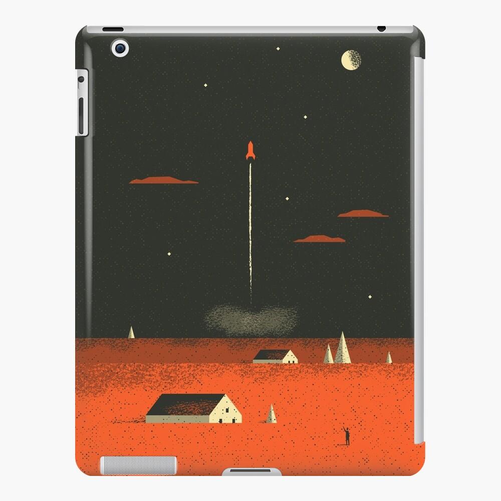 Bon voyage iPad Case & Skin