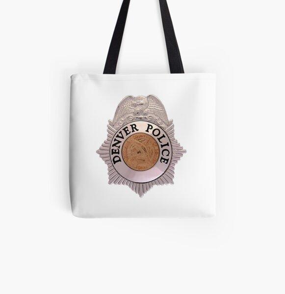 Las Vegas Crime Scene Investigator Law Enforcement Gift Tote Bag With Zip