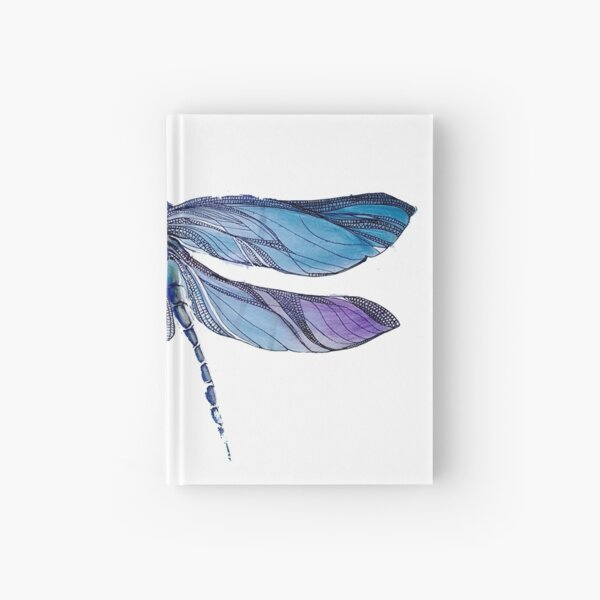 Dragonfly dreams Hardcover Journal