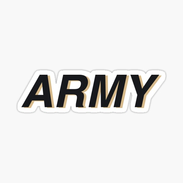 Army West Point Sticker