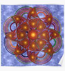 Wheel of Paradigms Poster
