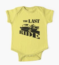 the last ride One Piece - Short Sleeve