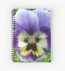 Pansy Spiral Notebook