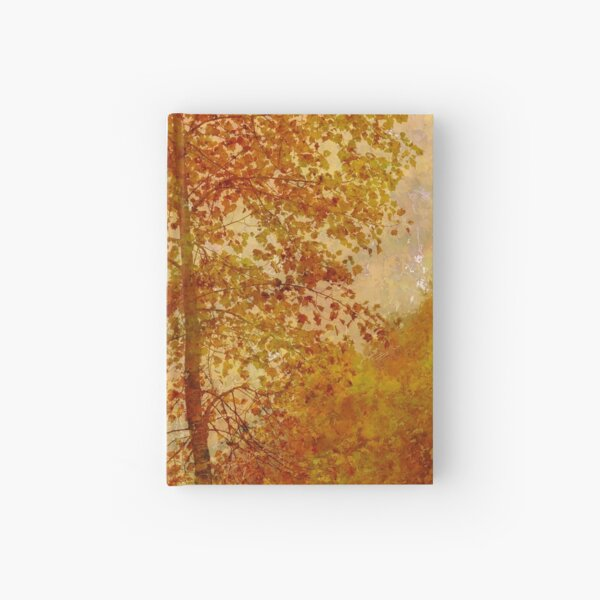 in the glade Hardcover Journal