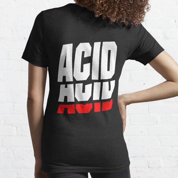 T-SHIRT ACIDE T-shirt essentiel