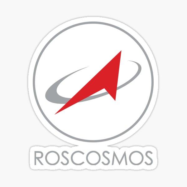 ROSCOSMOS Sticker
