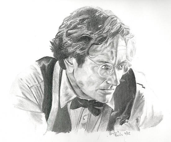 Robin Williams: Flubber by Bryant Bush