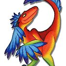 Pride Raptor by Sun Dog Montana