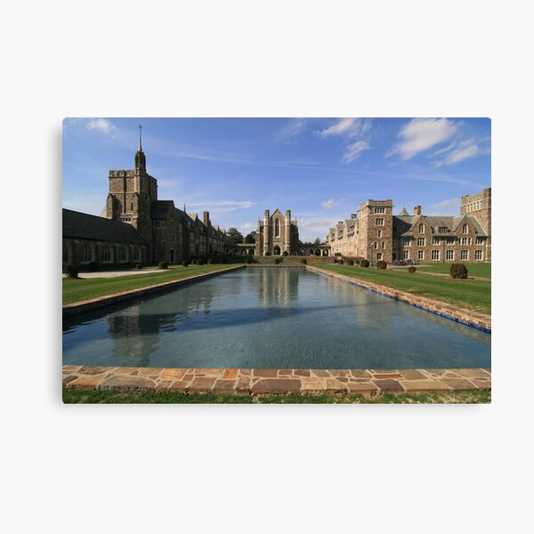 Reflection Pool Canvas Print