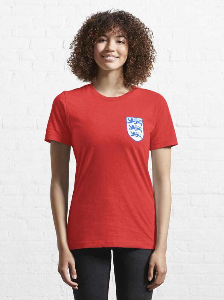 Alternate view of England Essential T-Shirt